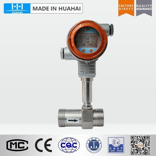 Picture of Foctur thread type liquid turbine flowmeter