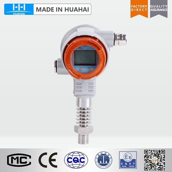 Picture of Focp smart high temperature pressure transmitter